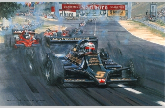 Mario Andretti - World Champion